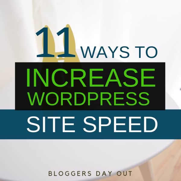 Website Speed Optimization Archives - Bloggers Day Out