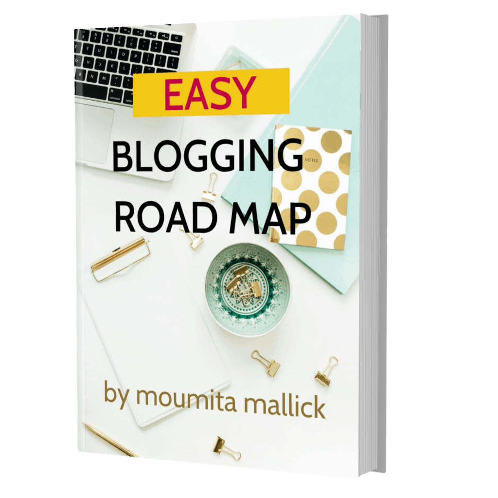 blogging roadmap